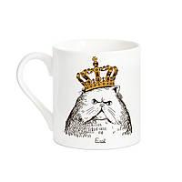 """Подарочная кружка Orner """"Кот в короне"""", размер XL"""
