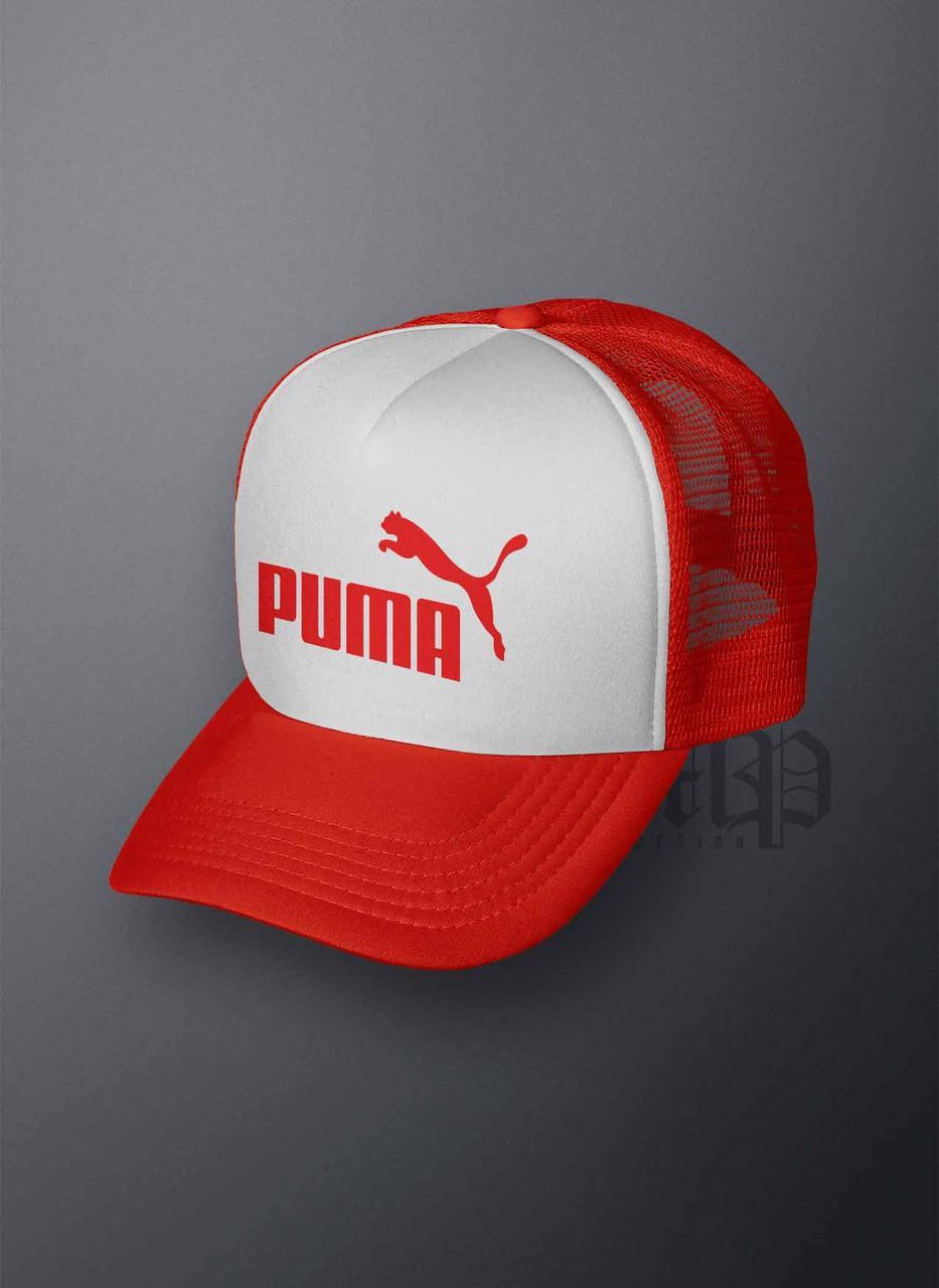 Кепка Тракер Puma (Пума)