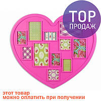Фоторамка big Heart Pink / Рамки для фото