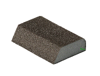 Flexifoam A1/2R Block AO