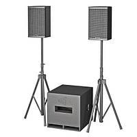 Комплект сабвуфер и акустика MAG Complete 15