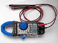 Профессиональные токовые клещи / Токоизмерительные клещи HP-870N (постоянный ток, True RMS) 0,1-1000 А