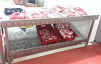 Стол для выкладки мяса
