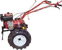 Мотоблок дизельный с элетростартером Armateh 9600-1
