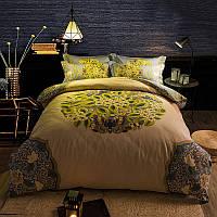 Комплект постельный двухспальный бязь набивная