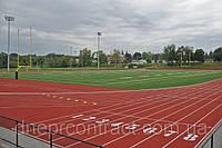 Полиуретановые покрытия для беговых дорожек и спортивных площадок
