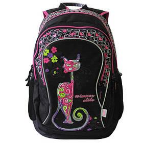 Рюкзак подростковый Кошечка с сердечком 244J