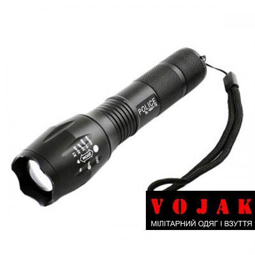 Тактический фонарь Police 1831-T6/6831