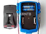 Мультиметр / Тестер HP-37C з автоматичним вибором діапазонів, True RMS, тест акумуляторів/батарейок, NCV, фото 6