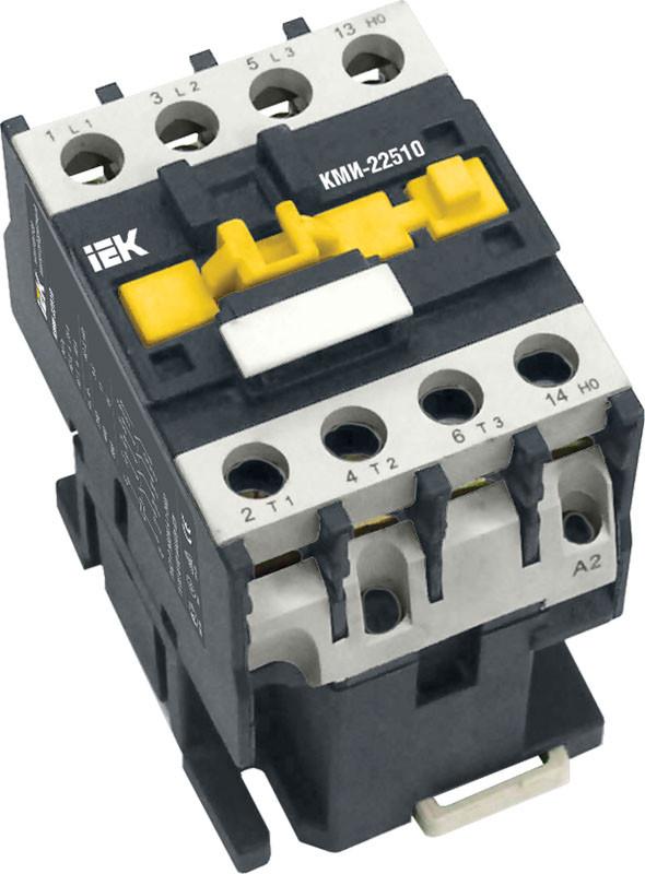 Контактор КМИ23260 32А IP54 с индик. Ue=230В/АС3 ИЭК