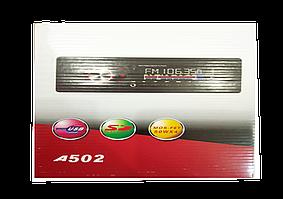 Автомагнитола A502