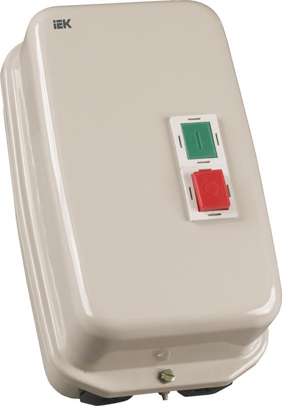Контактор КМИ35062 50А IP54 с индик. Ue=230В/АС3 ИЭК