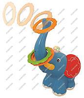 Игрушка-кольцеброс «Ловкий Слоненок»