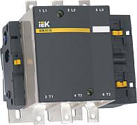 Контактор КТИ-5150 150А 400В/АС3 ИЭК, фото 1