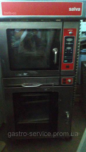 Пароконвекционная печь Salva KX5 бу