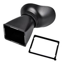 LCD Viewfinder V2 (for Canon 5D Mark III / 550D / Nikon D90)