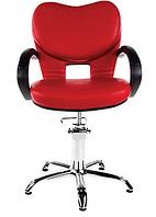 Клио кресло парикмахерское на гидравлике
