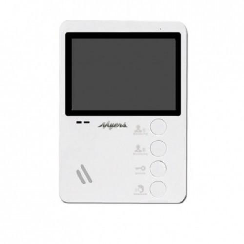 Видеодомофон M-43 White