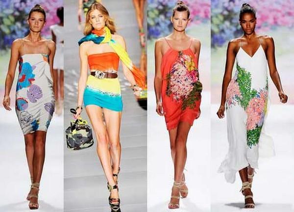 Модные летние сарафаны 2014