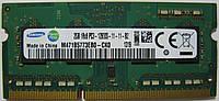 Память SODIMM DDR3-1600MHz 2048MB 2Gb PC3-12800 (Intel/AMD) Разные производители