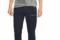 Синие мужские спортивные трикотажные штаны DARIO BIACHI , фото 1