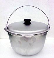 Казан (котелок) алюминиевый 6 литр