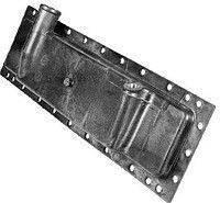 Бачок радиатора МТЗ (нижний, пластик)