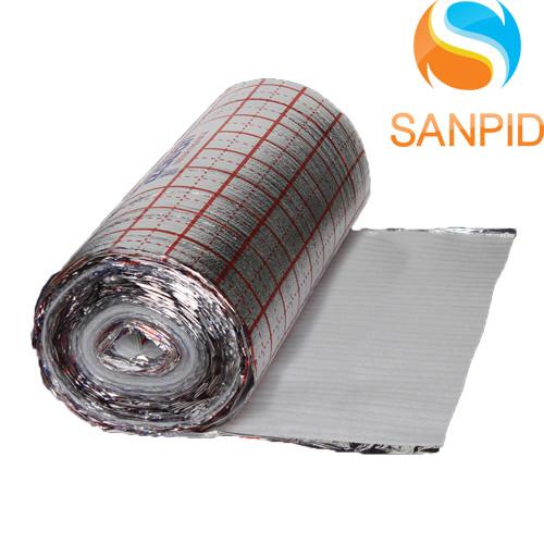 Полотно ламинированное Teploizol (M) с разметкой 3 мм