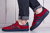 Мужские кроссовки адидас красные, Adidas