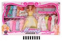 Кукла з одеждой и аксессуарами