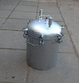 Автоклав для домашнего консервирования Болты Николаев (1л-10шт, 0,5л-12шт)