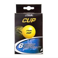 Шарики для настольного тенниса Stiga Cup
