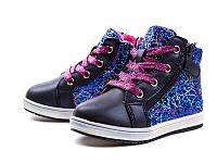 e6ffcdf06 Новинки осенней обуви. Детская демисезонная обувь бренда Y.TOP для девочек  (рр.