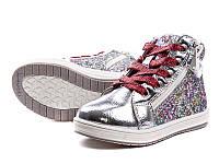 Новинки осенней обуви. Детская демисезонная обувь бренда Y.TOP для девочек (рр. с 22 по 27)
