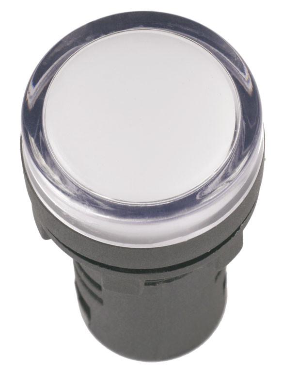 Лампа AD16DS(LED)матрица d16мм белый 230В AC ИЭК