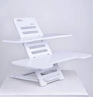 Подставка-стол Ergosmart для ноутбука White Clouds