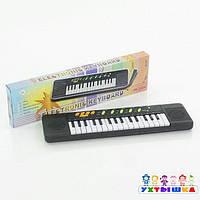 Орган с микрофоном XH 322 A (50089) 33 клавиши, 26 мелодий, на батарейках, в коробке