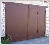 Ворота гаражные - 3
