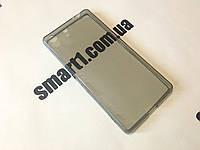 Ультратонкий чехол для Sony Xperia M5 серый