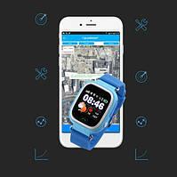 Детские часы с GPS. Проверка параметров часов