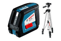 Лазерный нивелир Bosch GLL2-50-BS150