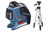 Лазерный нивелир Bosch GLL2-80-BS150