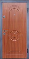 Входные двери металлические, бронированные, с декоративной МДФ накладкой с одной стороны VARTA STANDART VS110