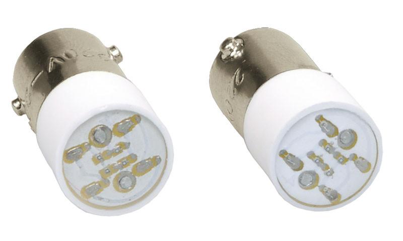 Лампа сменная зеленая матрица/48В ИЭК