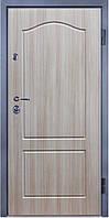 Входные двери металлические, бронированные, с декоративной МДФ накладкой с одной стороны VARTA STANDART VS111