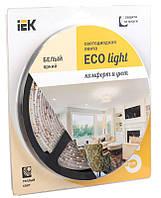 Лента LED 5м блистер LSR-3528WW60-4.8-IP65-12V IEK-eco