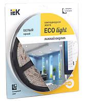 Лента LED 5м блистер LSR-3528W60-4.8-IP65-12V IEK-eco