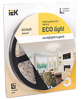 Лента LED 5м блистер LSR-3528WW120-9.6-IP65-12V IEK-eco