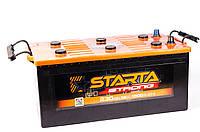 Аккумулятор STARTA Strong -230а +правый 1500 А