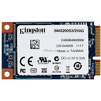 Накопитель SSD mSATA 240GB Kingston (SMS200S3/240G)